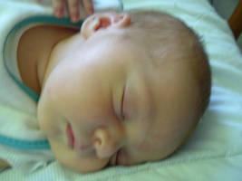 Sleeping Baby by Gorpo