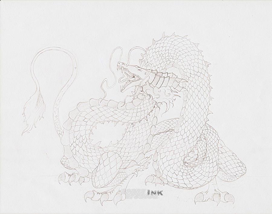 Ryu :Pencil: by SparkStudios