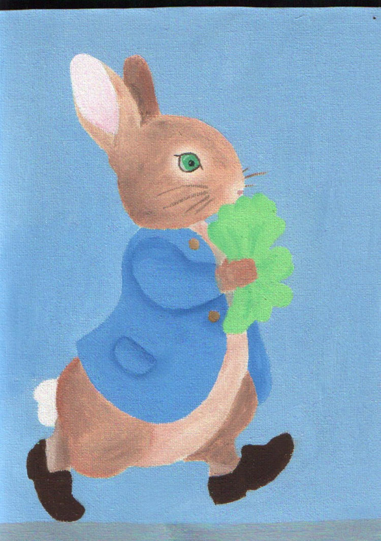Peter Rabbit by brucej