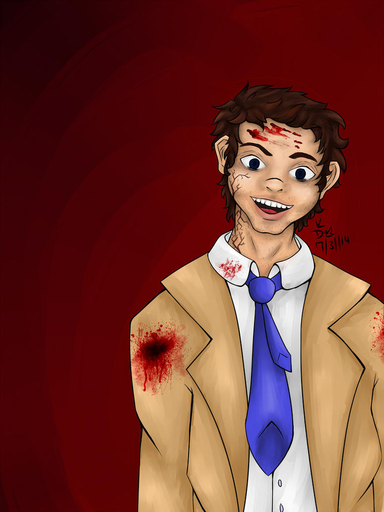 Leviathan Castiel by Lildevilat13