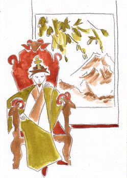 The Emperor - Tarot