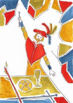 The Magician - Tarot