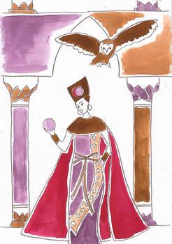 The High Priestess - Tarot