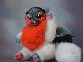 BOO! Bullfinch Griffin