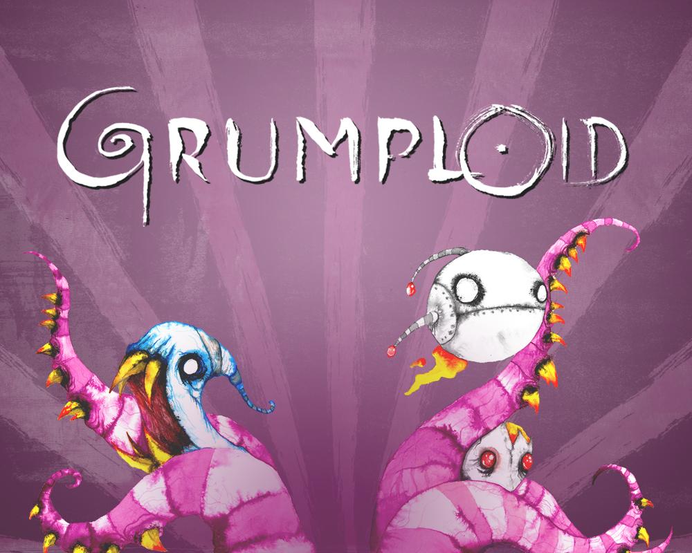 Grumploid by wednesday-wolf
