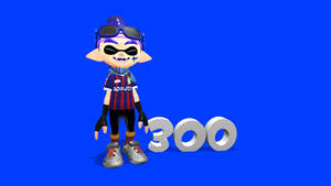 Thanks 300 Watchers