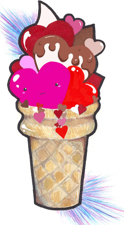 a sweet for my sweet by DecoPinkDingo