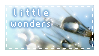 stamp: little wonders by Peccantis