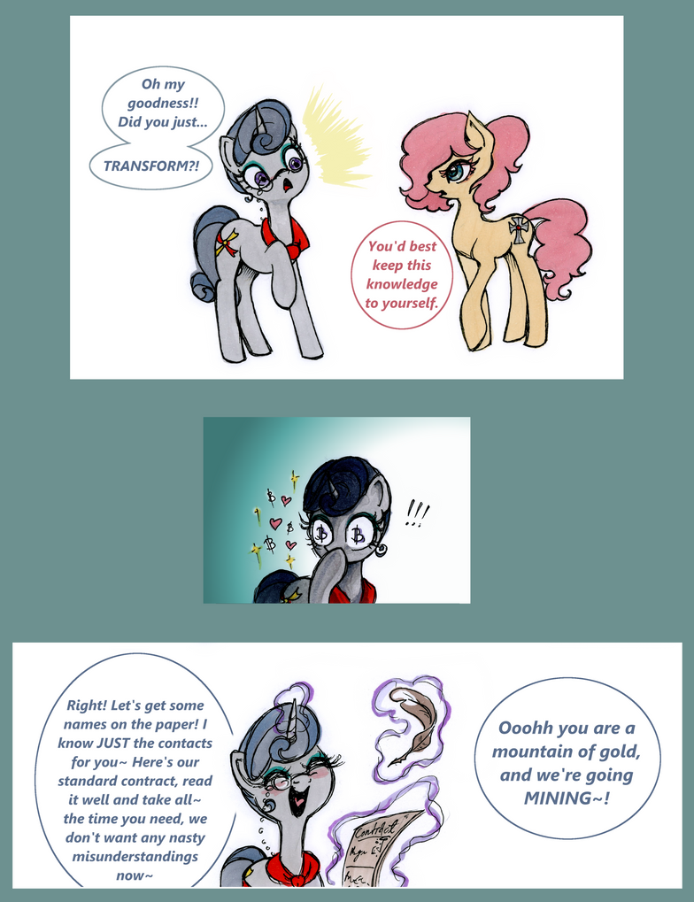 Lady A's ask saga continues by Peccantis