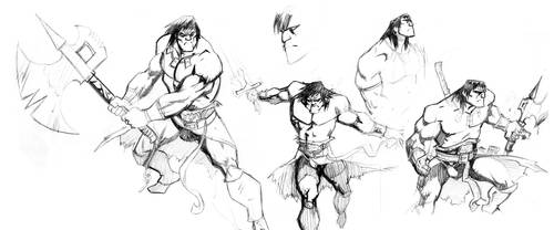 Conan by Seeso2D
