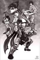 Tekken 6 BR by Seeso2D