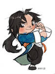 Lie Wulong.. cute