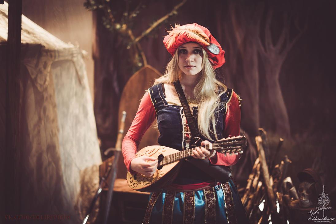 Stand Witcher - Priscilla by Pisikakik