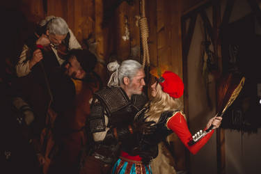 Witcher party