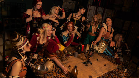 The Lodge of Sorceresses