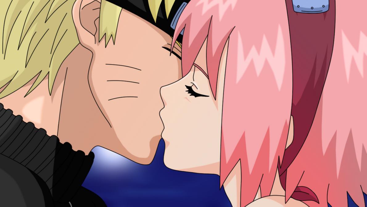 it s just a kiss sakura chan by hayabusasnake on deviantart