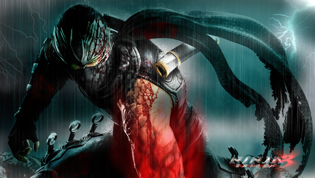 Ryu Hayabusa In A Storm By HayabusaSnake On DeviantArt