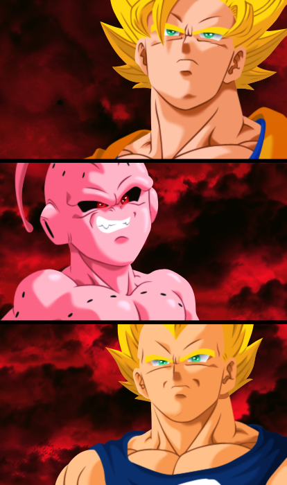DBZ: The Final Battle by HayabusaSnake
