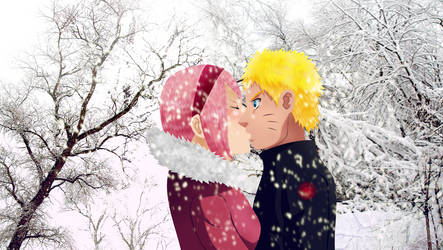 Winter's love by HayabusaSnake