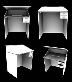Animation Lightbox concept