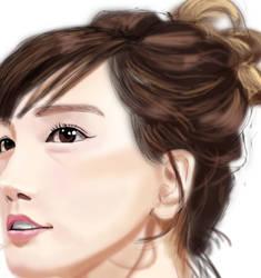 Taeyeon Face practice