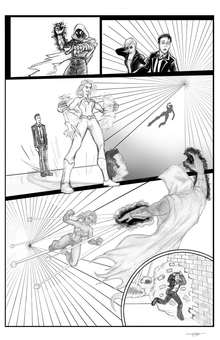 DC comic Workshop Submission Page 3 Comic by CoreyWayne