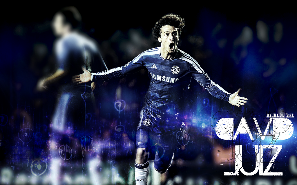 Wallpaper David Luiz By Hohogfx On DeviantArt