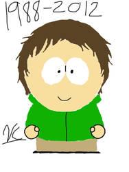 Edd Gould (South Park) by vincehimself