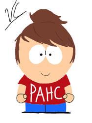 Alyssa (South Park) by vincehimself