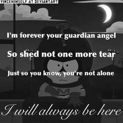 Guardian Angel by vincehimself