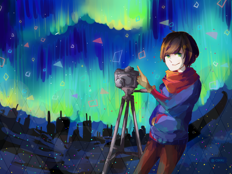 Northern Lights by cikru