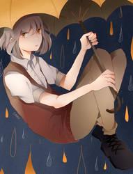 umbrella by cikru
