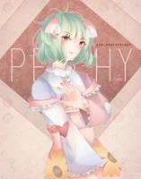 prize: peachy by cikru