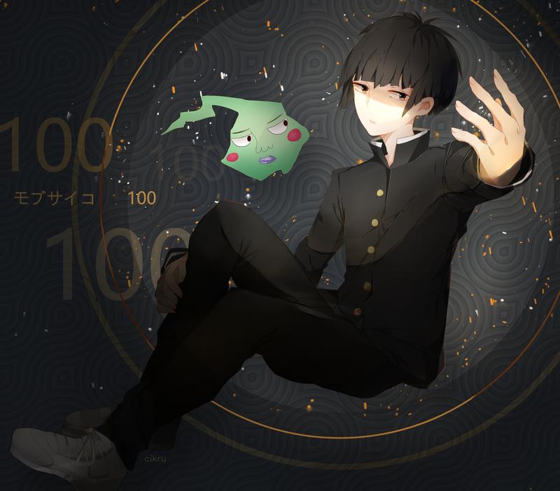 100 by cikru