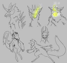 fensgrin sketchy by glimmewglitch
