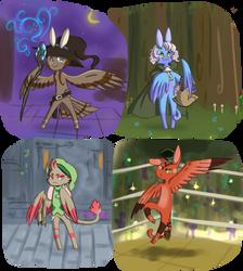 [closed] bircabbit raffle: rpg themed!