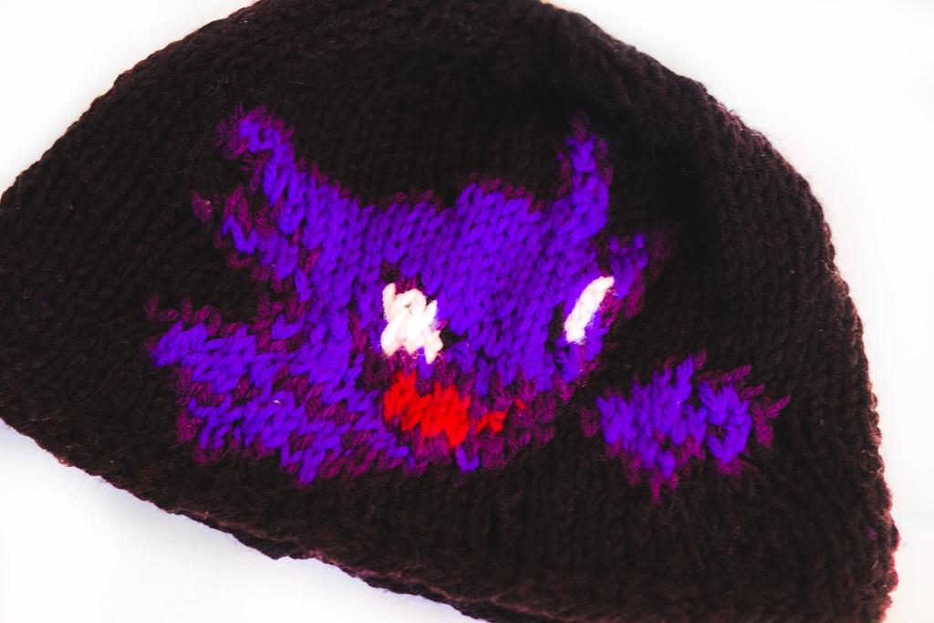 Haunter Knit Beanie by tiny-moon