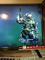 Halo 5 Wrath Anhur Spartan by MichiganWolf