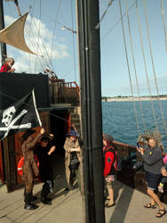I be a Pirate! by MichiganWolf
