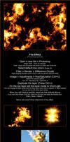 Fire effect tutorial