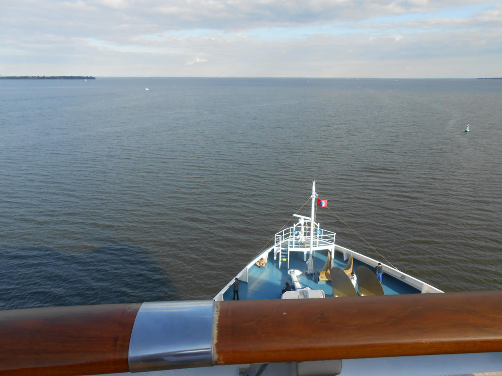 the open sea by - photo #30