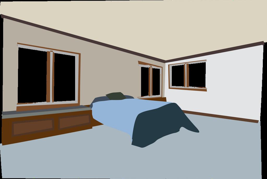 Bedroom Vector By Oceanrailroader On Deviantart