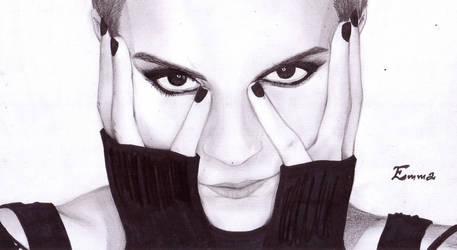 Emma Watson by ToxicityDragon