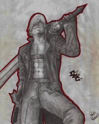 Dante by ToxicityDragon