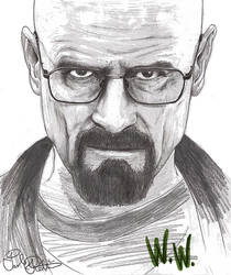 Walter White - Breaking Bad by ToxicityDragon