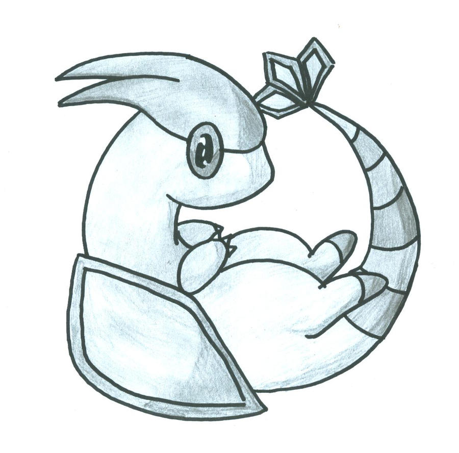 flygon coloring pages - photo#18