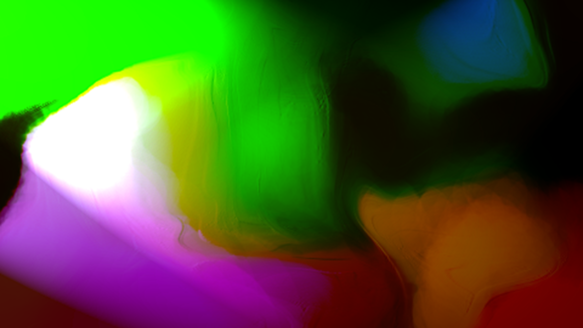 Abstract Colors Wallpaper by TappingKeys