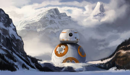 BB-8 Attack by Lucaadel