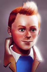 Adevntures of Tintin