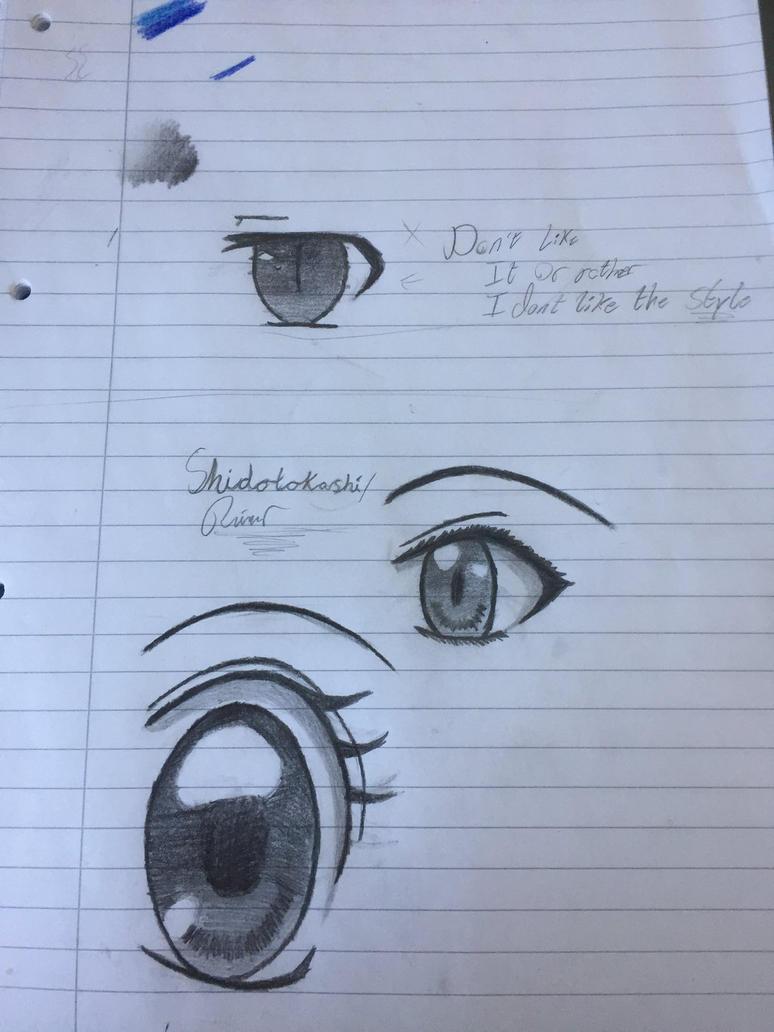 Eye's #3 by Shidotokashi